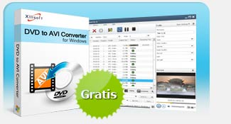 Xilisoft DVD to AVI Converter